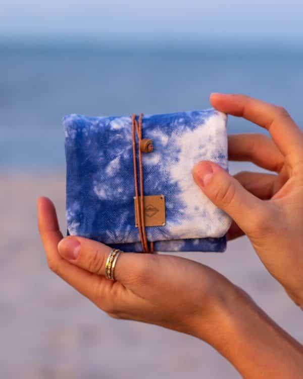 Pochette wax accessoire surf