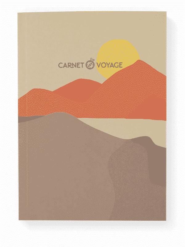 Cahier de voyage récit canyon aventure