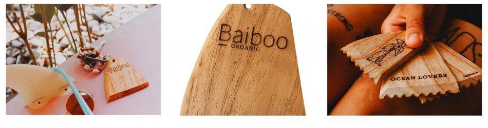 Baiboo organic peigne wax cadeau